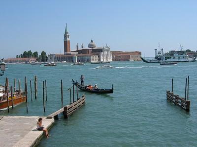 Vue générale de Venise