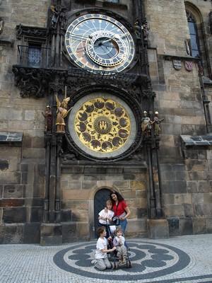 L'horloge 24 heures de l'Hôtel de ville