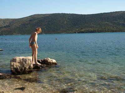 Baie de Marina-Trogir