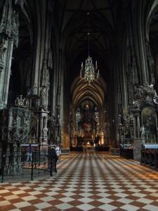 Intérieur de la Cathédrale Saint Etienne