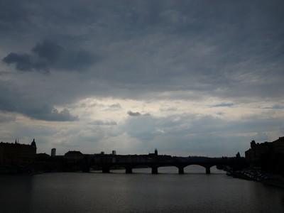 Un pont de Prague